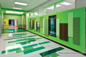 Bishop Gorman High School Athletic Training Center School Designs